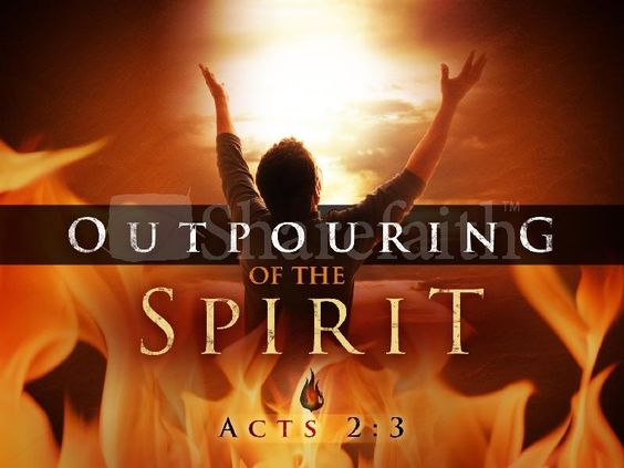 HOLY SPIRIT EMPOWERMENT FOR SERVICE
